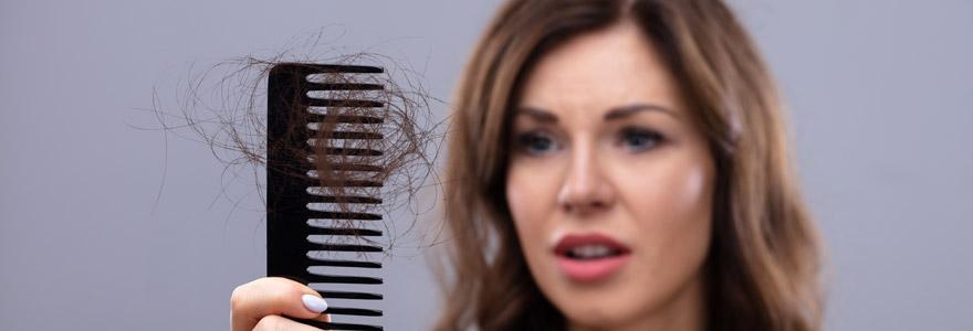 chute de cheveux à Strasbourg